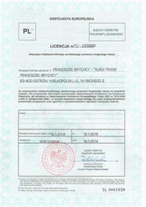 Euro-Trans - Certyfikowane usługi przewozu osób i towarów
